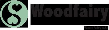Logo Woodfairy Tierschutz Shop